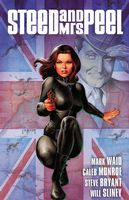 Steed and Mrs. Peel Volume 1: A Very Civil Armageddon - TPB/Graphic Novel